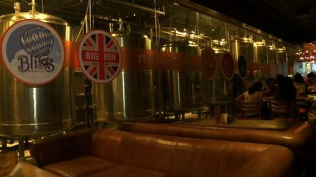 Can India get a taste for craft beer? - BBC News
