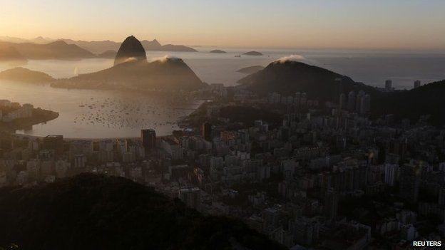 Rio, Sugar Loaf mountain