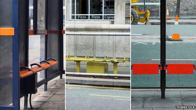 Three British stops