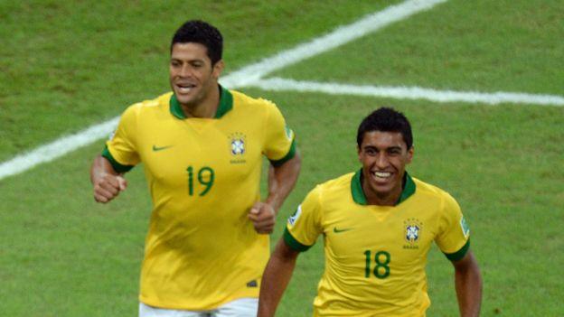 Hulk and Paulinho