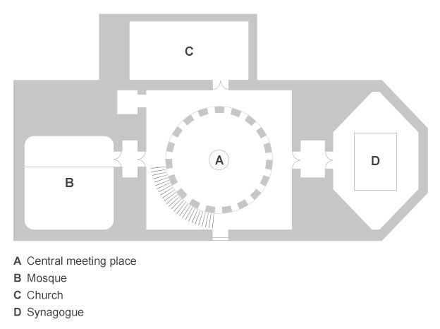 Floorplan of The House of One
