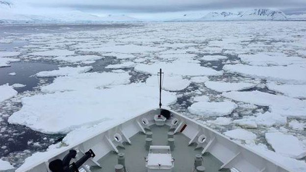 Why Do So Many Nations Want A Piece Of Antarctica Bbc News