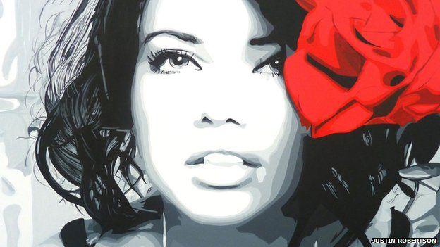 Lima Rose by Justin Robertson