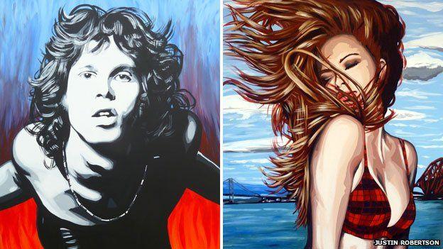 Jim Morrison and Bonnie Scotland