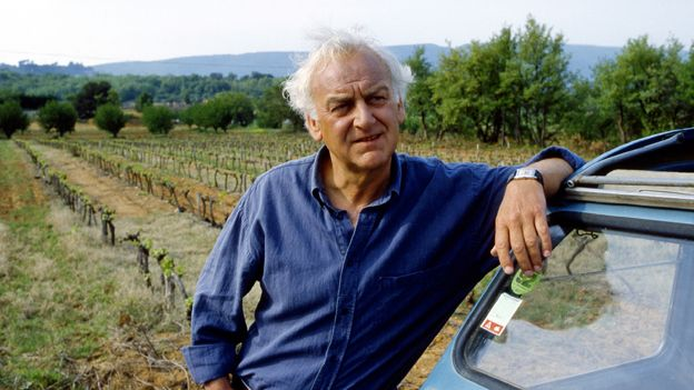 John Thaw in A Year In Provence