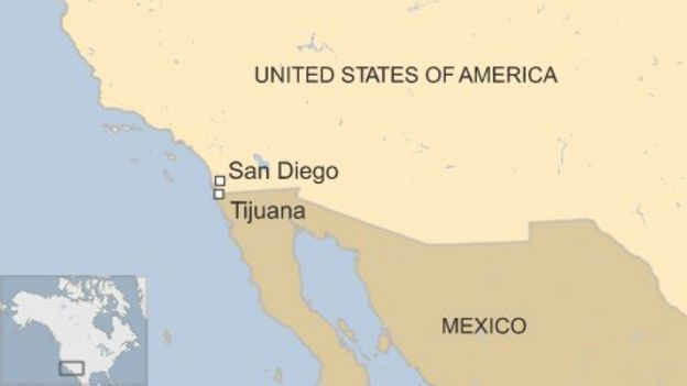 Mexican Tijuana cartel boss Sanchez Arellano 'captured' - BBC News