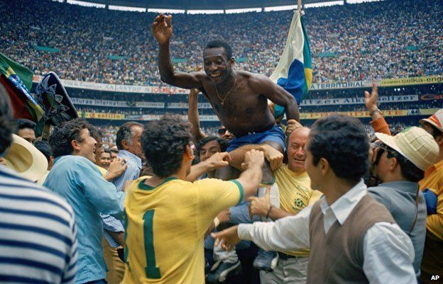 The story of Brazil s  sacred  yellow and green jersey - BBC News dad4d7626