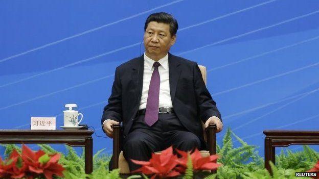 File photo: Xi Jinping, 28 June 2014