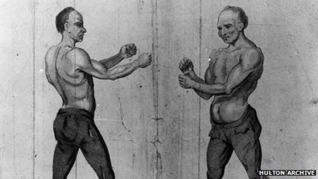 Hinckley bare knuckle fight 'must be stopped' - BBC News