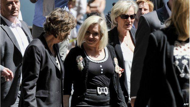 Rolf Harris's daughter Bindi