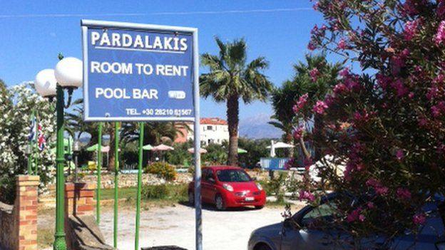 Gwesty Paradalkis