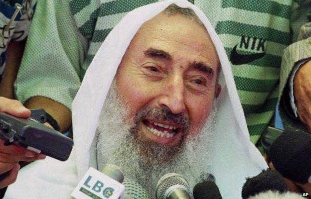 Sheikh Ahmed Yassin (1998)