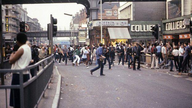 Brixton Riots