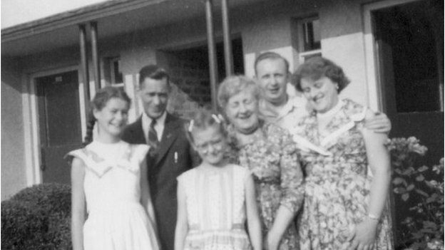 The Gentle and Arnott families