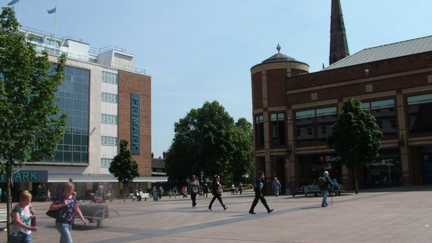 Broadgate today