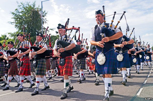 Corby Pipers