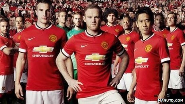 78a8e2c87 Manchester United and Adidas in £750m deal over 10 years - BBC News