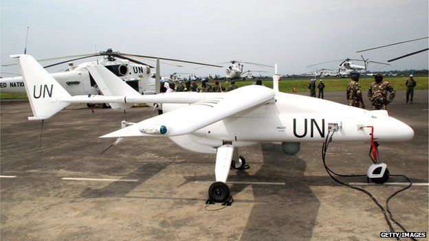 Can Drones Help Tackle Africas Wildlife Poaching Crisis