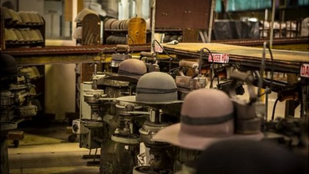 85363a17 Akubra hats: Keeping it in the family - BBC News