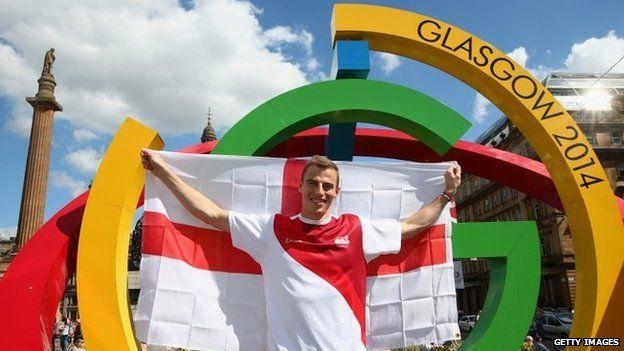 English Squash player Nick Matthew