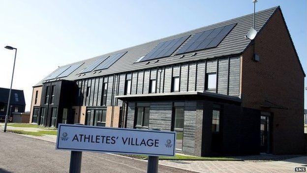 Commonwealth Games Athletes' Village