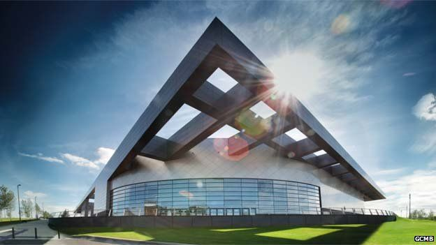National Indoor Sports Arena and Sir Chris Hoy Velodrome