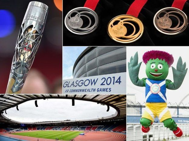 Glasgow 2014 images
