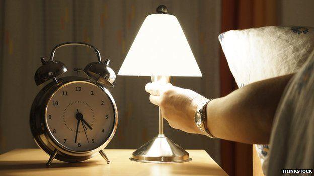 Bedtime light