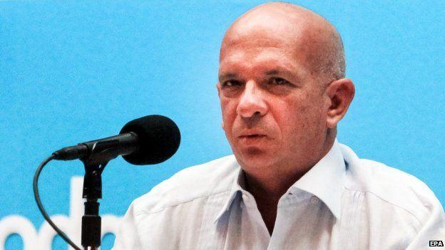 General Hugo Carvajal in 2013