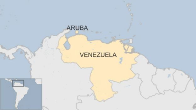 Aruba frees Venezuelan official Hugo Carvajal wanted by US - BBC News