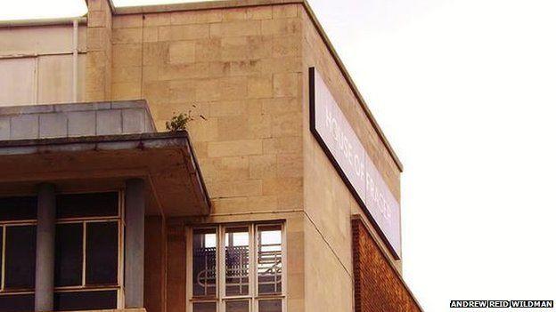House of Fraser in Hull