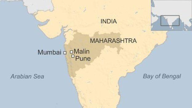 Malin map