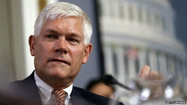 Congressman Pete Sessions of Texas (29 July)
