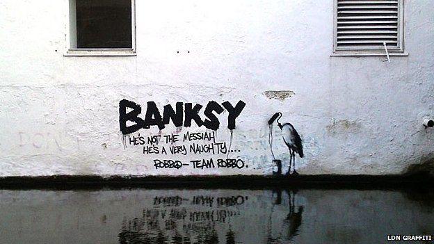 Veteran Graffiti Artist King Robbo Dies Aged 45