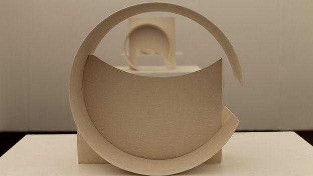 Gwaith porcelain Susan Phillips