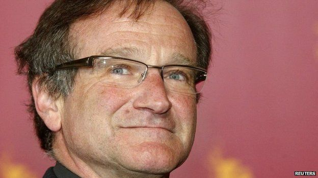 File photo: US actor Robin Williams poses during a photocall at the 54th Berlinale International Film Festival in Berlin, 11 February 2004