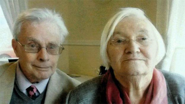 Edmund and Margaret Williams