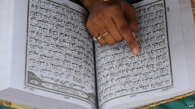 Why is Sanskrit so controversial? - BBC News