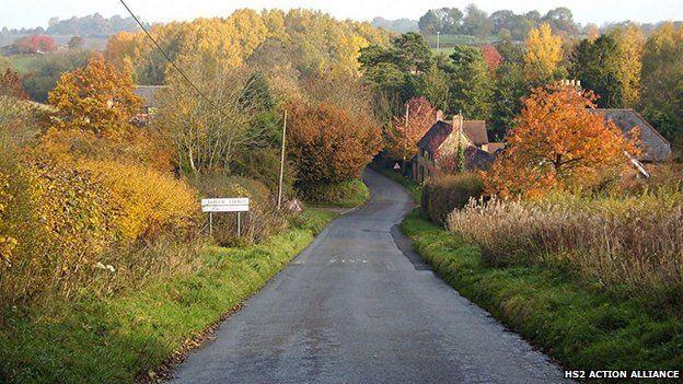 Lower Thorpe Mandeville