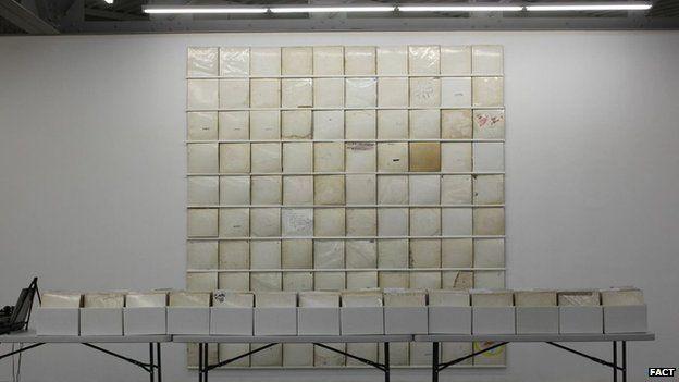 White Albums art exhibition