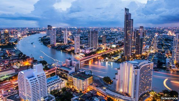 Bangkok. Pic: Thinkstock