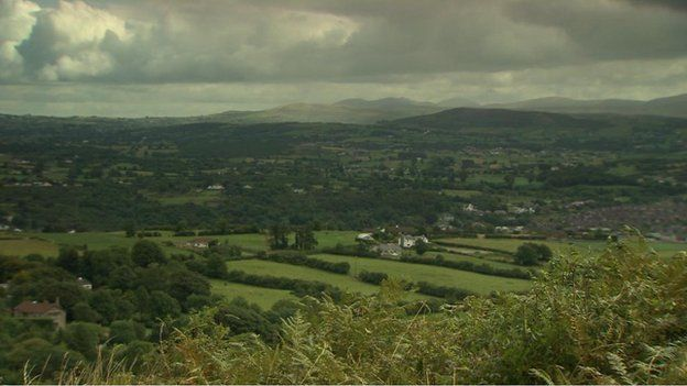 countryside south Armagh