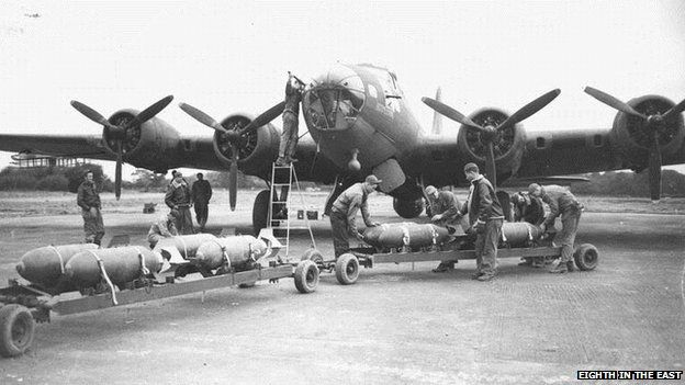 East Anglia's World War Two airfields photo project begins