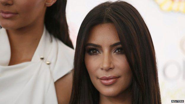 Kim Kardashian (August 2014)