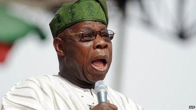 Former President Olusegun Obasanjo (March 20110