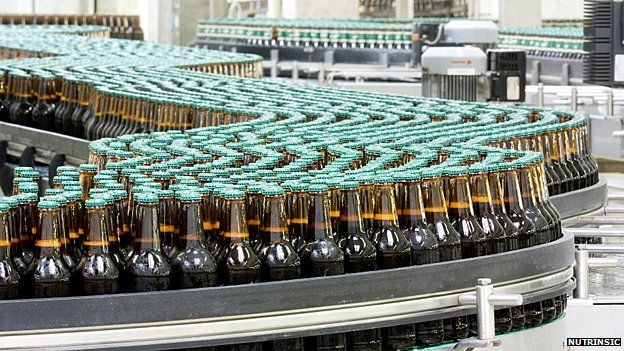 Nutrinsic opens its first plant next to a brewery in Trenton, Ohio, in the autumn
