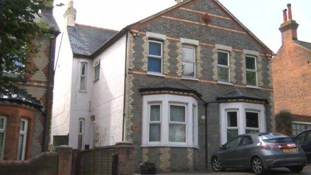 Hazeldene Care Home in Wantage Road
