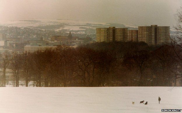Norfolk Park tower flats