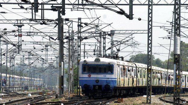 India railway tracks (File picture)