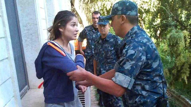 Gulnara Karimova was put under house arrest after falling out with members of her family and the Uzbek elite